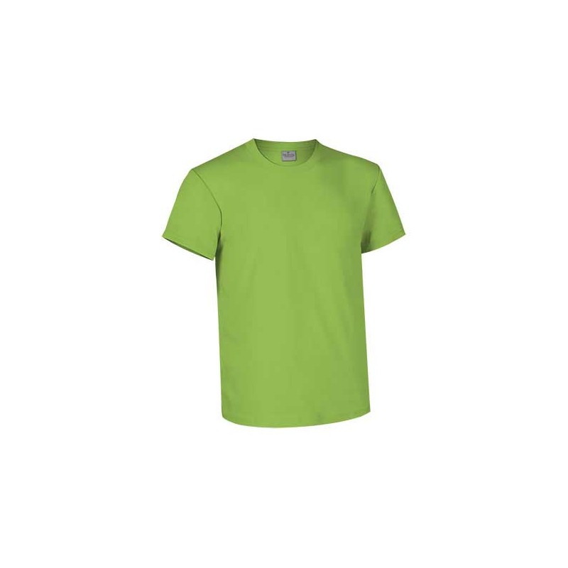e999079f2 ... Camiseta Manga corta verde manzana ...
