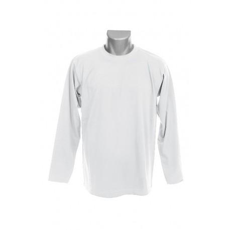 Camiseta manga larga Yayo blanca