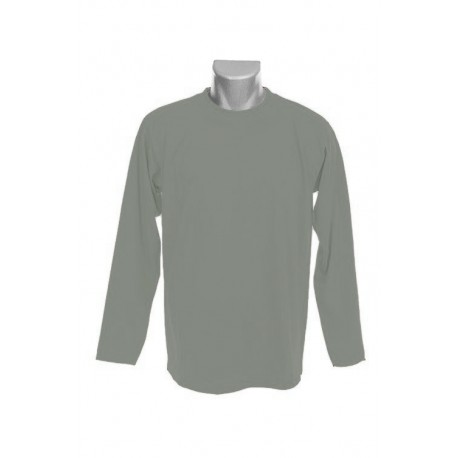 Camiseta manga larga Yayo Gris Vigoré