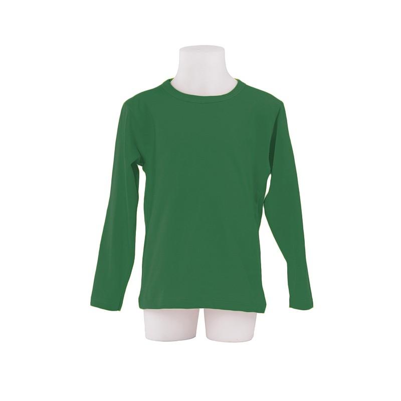 b4a1ca8eb0f ... Camiseta Manga Larga Yayo Niño Verde Billar ...