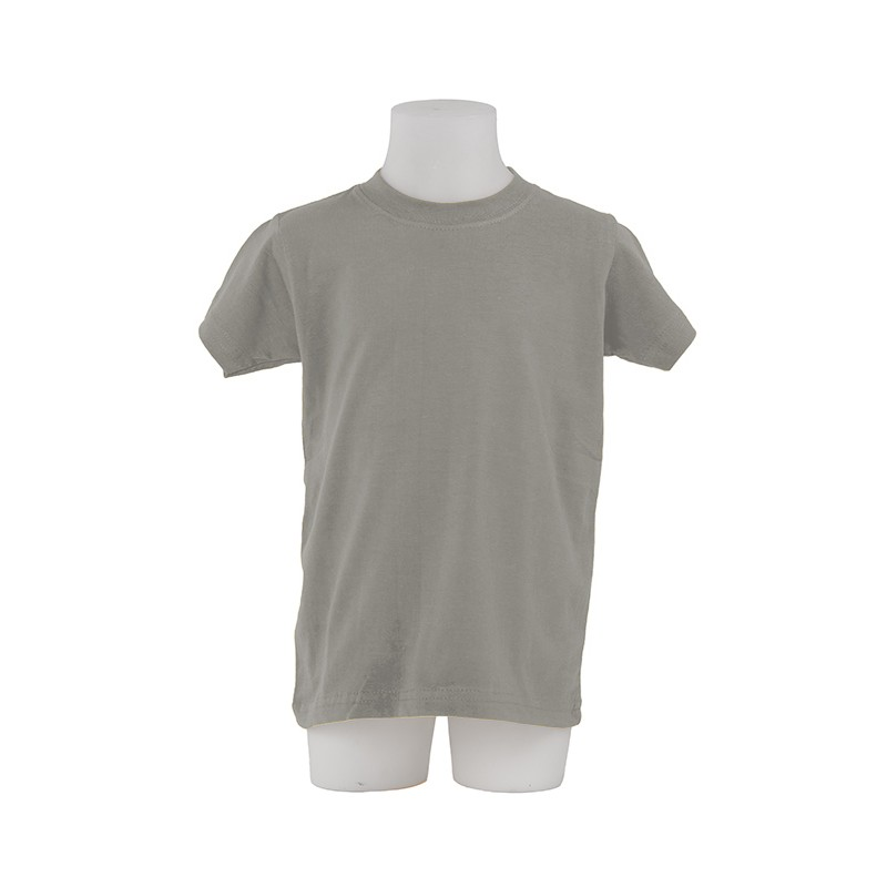 bb41ee00b2b ... Camiseta Niño Manga corta Yayo Gris Vigoré ...