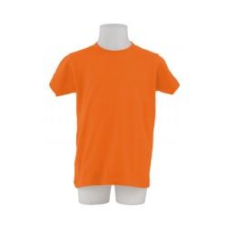 Camiseta Niño Manga corta Yayo Naranja